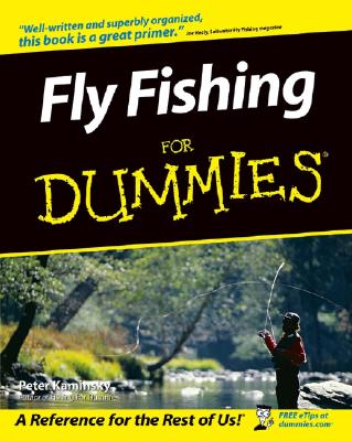 Fly Fishing for Dummies By Kaminsky, Peter